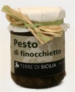 Image de Pesto de fenouil sauvage et tomate
