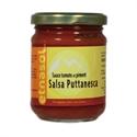 Image de sauce tomate, olives, câpres et piment  gr.180