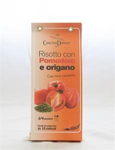 Image de Risotto aux tomates et origan 300gr
