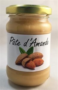 Image de Pâte d' amande pure 100 gr