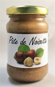 Image de Pâte de noisette pure 100 gr