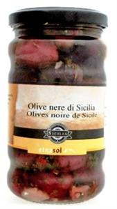 Image de Olives noires 290gr