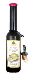 Image de Huile d'olive au citron, 250 ml