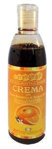Image de Crème balsamique noire à l'orange