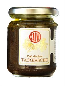 Image de Crème d'olives Taggiasche 130 gr