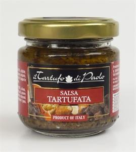 Image de Sauce aux truffes noires 80 gr
