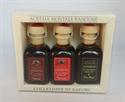 Image de Coffret de 3 bouteilles de vinaigre balsamique de Modène
