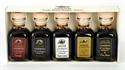 Image de Coffret de 5 bouteilles de vinaigre balsamique