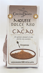 Image de Mousse de riz Chocolat 110 gr