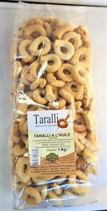 Image de Taralli aux graines de fenouil 1 kg